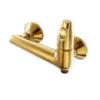 Golden Mahor Toilet tap