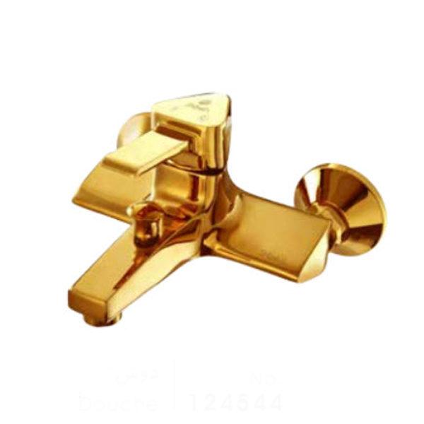 شیر حمام شیبه مدل پانیذ طلایی