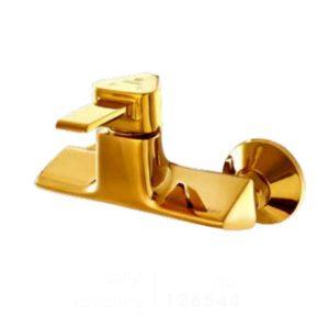 شیر توالت شیبه مدل پانیذ طلایی